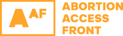 Abortion Access Front logo